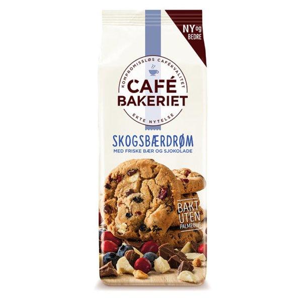 Cafe Bakeriet Skogsbærdrøm 200g