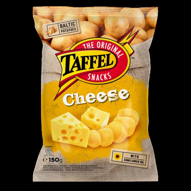 TAFFEL Chips Cheese, 150g