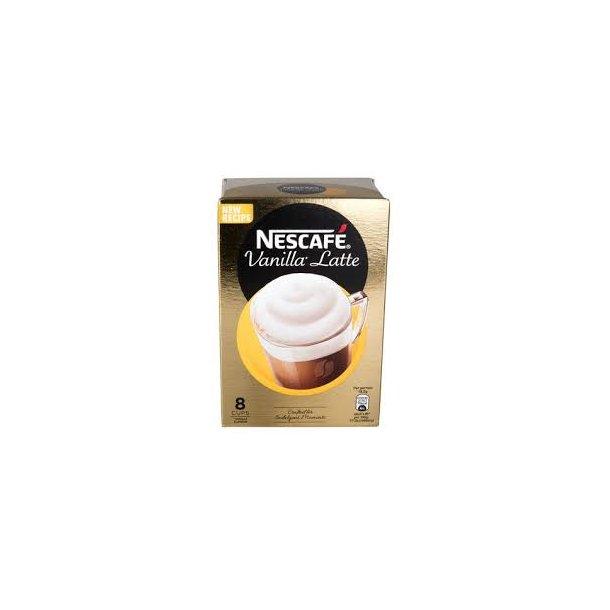 Nescafé Cafe Vanilla 8 stk, 148 g